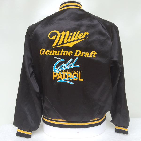Vintage Miller Genuine Draft Beer Jacket