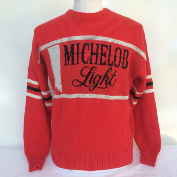 Vintage Michelob Light Beer Sweater