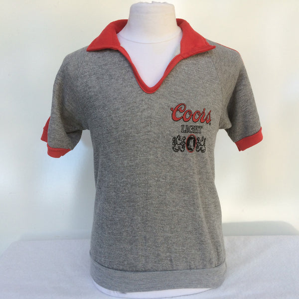 Vintage Coors Polo