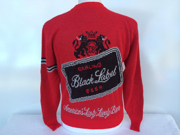 Vintage Black Label Sweater Large