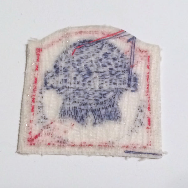 Vintage Pabst Blue Ribbon Patch Small