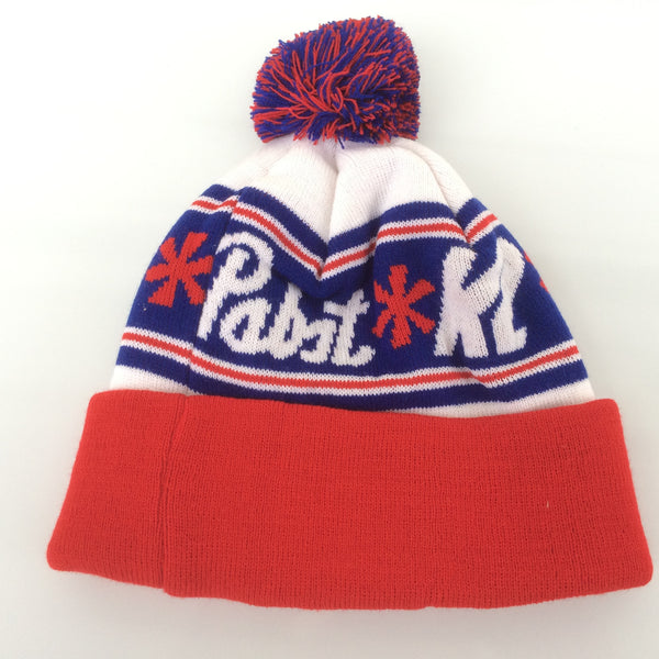 Pabst Blue Ribbon K2 Winter Hat