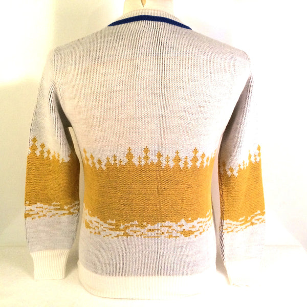 Vintage Olympia Beer Sweater