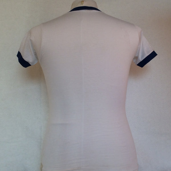 Vintage 1980s Old Style Shirt Small
