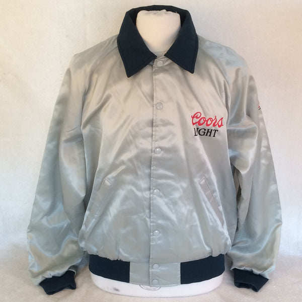 Vintage Coors Light Men of Steele Jacket