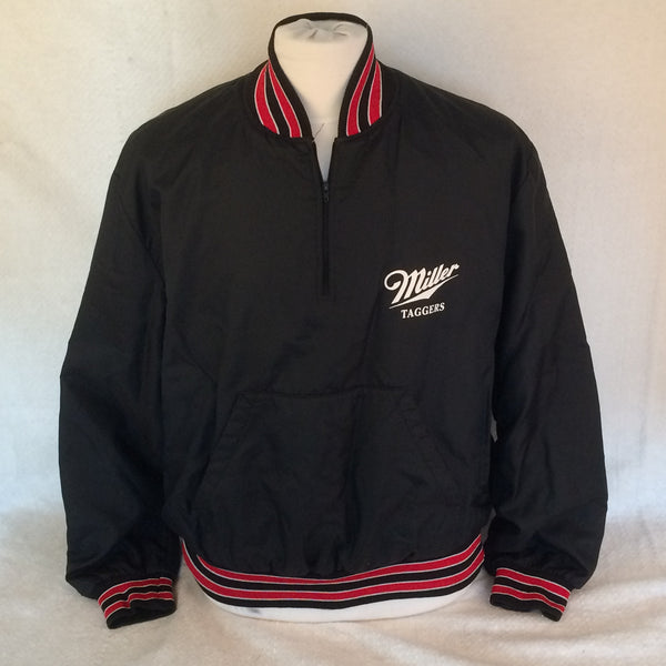 Vintage Miller Distributor Coaches Jacket