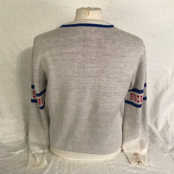 Vintage Hamms Beer Sweater