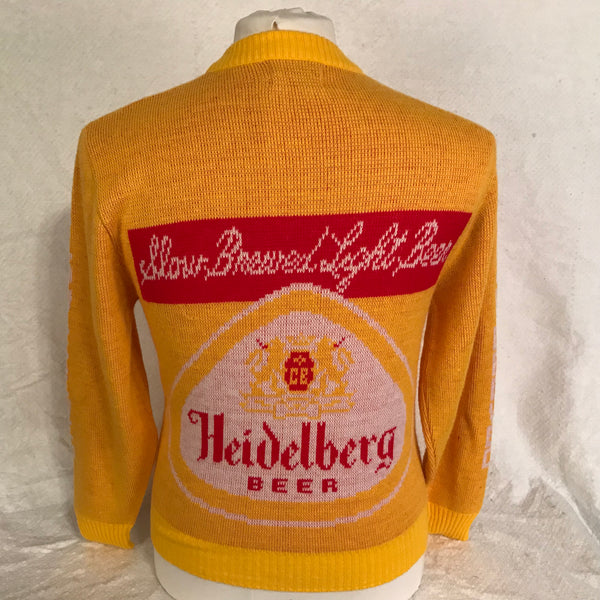 Vintage Heidelberg Beer Sweater