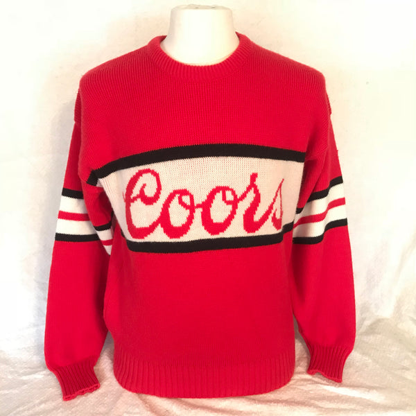 Vintage Coors Sweater 1984