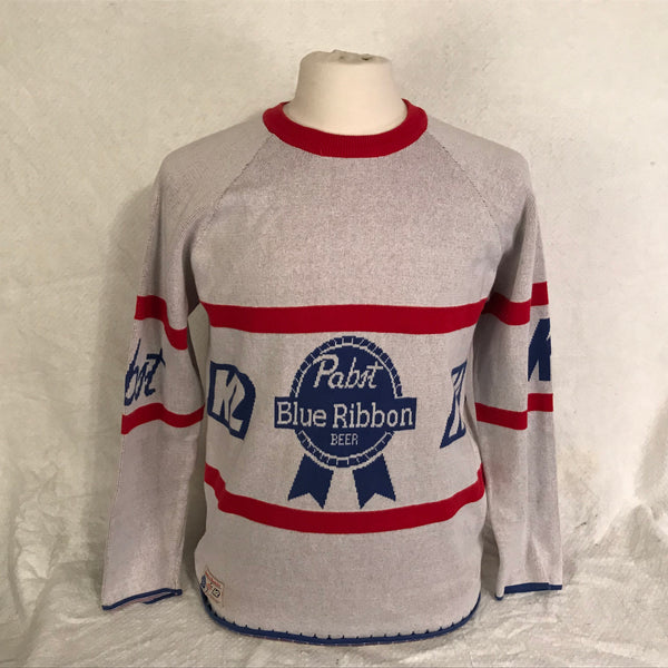 Pabst Blue Ribbon K2 Beer Sweater