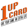 1upcard logo clear background