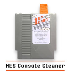 NES Console Cleaner by 1UPcard