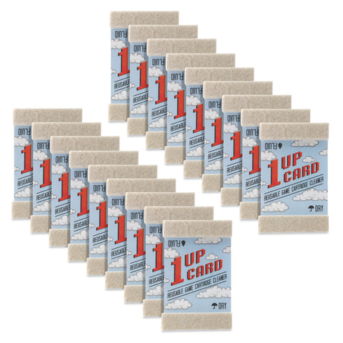 The 1UP Card 18 Pack (save 30%)