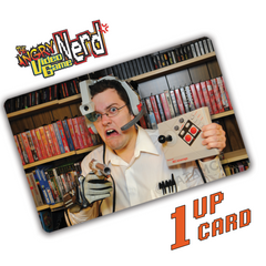 AVGN 1UPcard™ 9 card pack - Officially Licensed Angry Video Game Nerd game cartridge cleaners