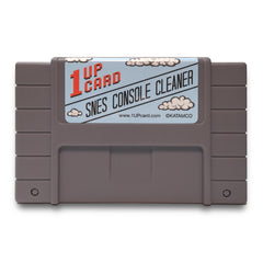 Super Nintendo SNES console cleaner