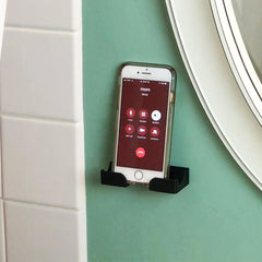 Smart Phone Wall Dock with Command™ Strips 2 Pack
