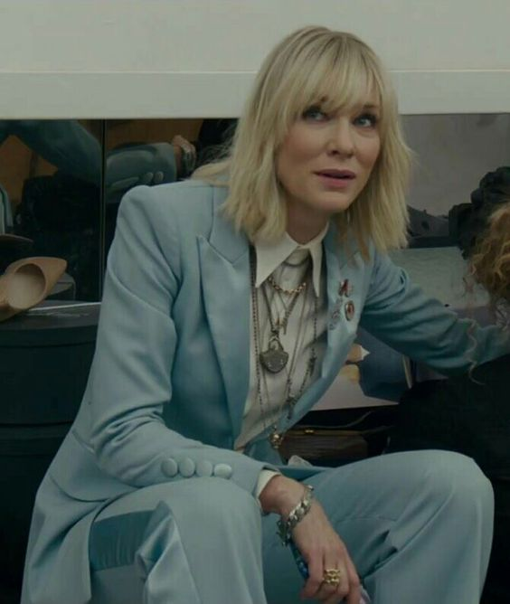How to Accessorize like Cate Blanchett in Ocean's 8