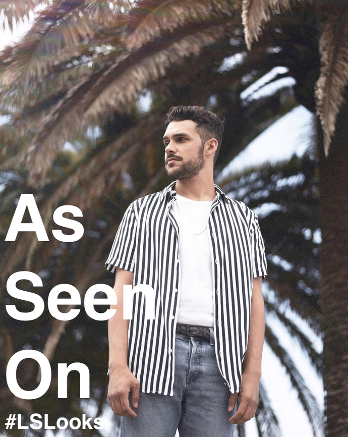 Men's Summer Trends, As Seen On | Carl, Tal & Manuel