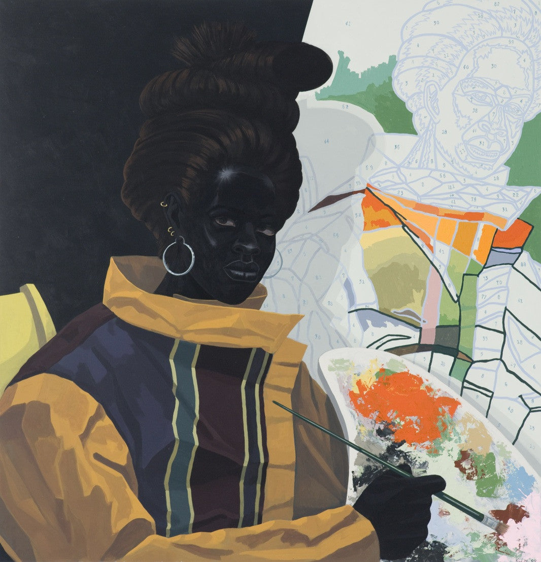 Inspiration: Kerry James Marshall