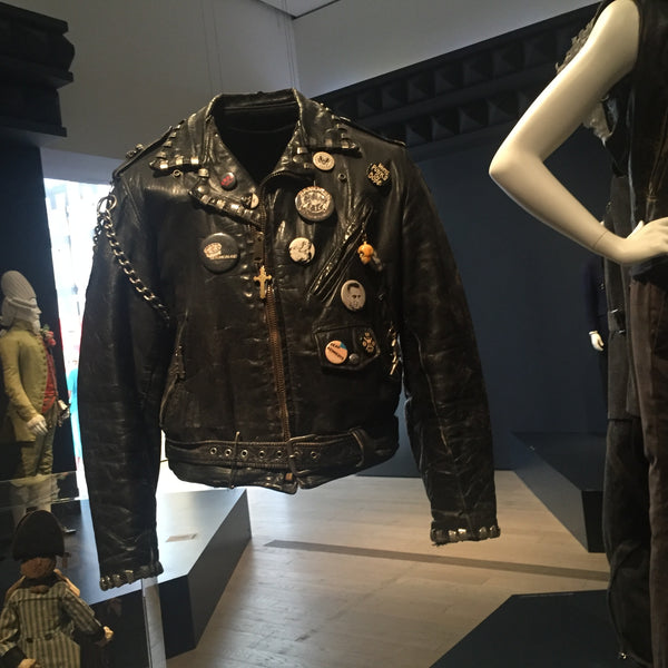 Ramones Leather Jacket Punk Los Angeles