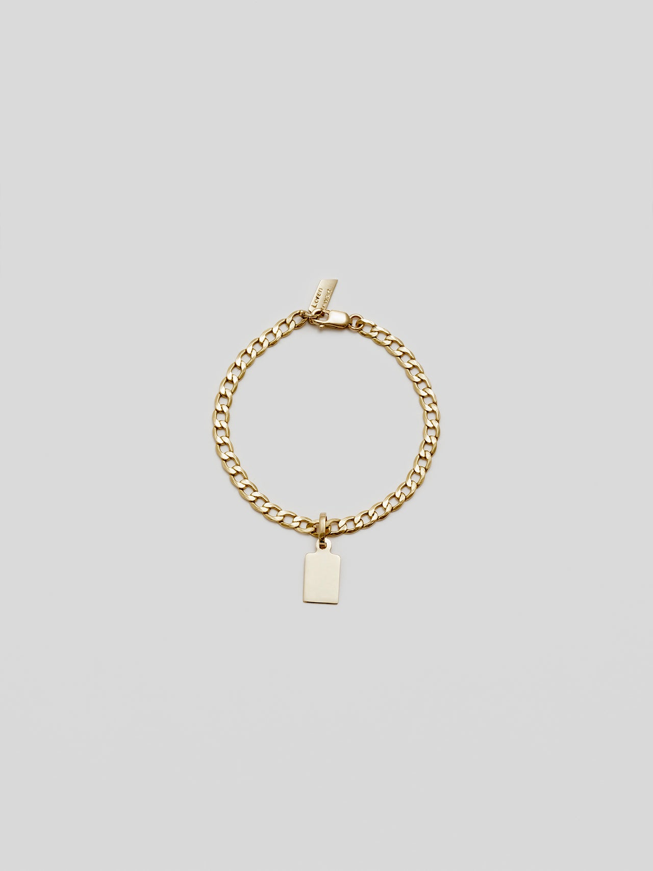 "Xl Lightweight Havana Anklet ""Baby Collection"""