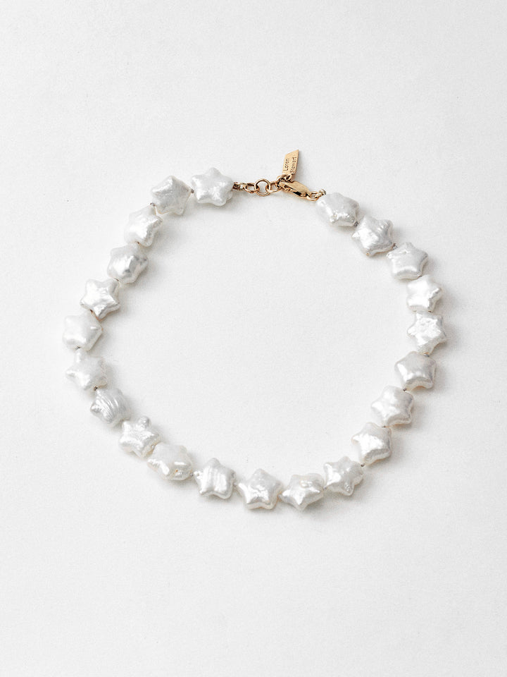 Astral Pearl Anklet