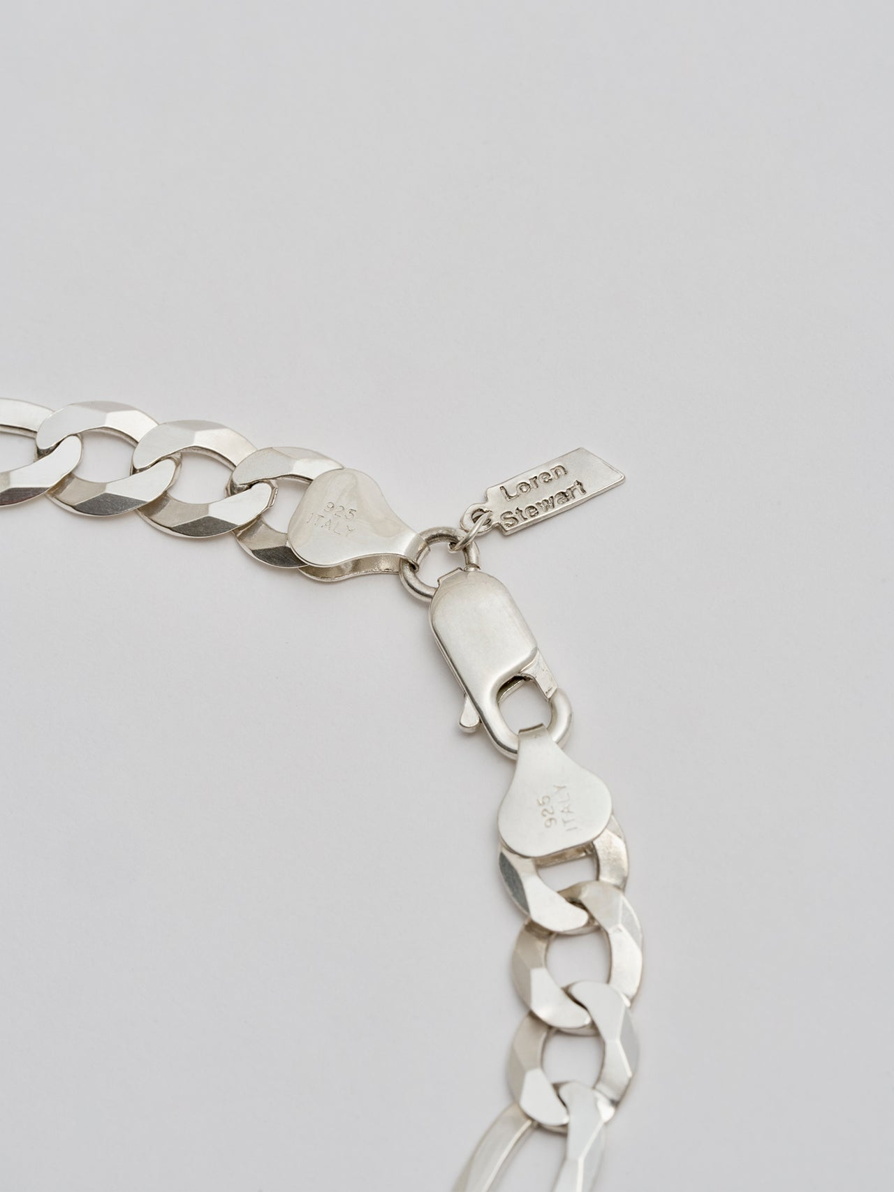 XL Figaro Chain Anklet
