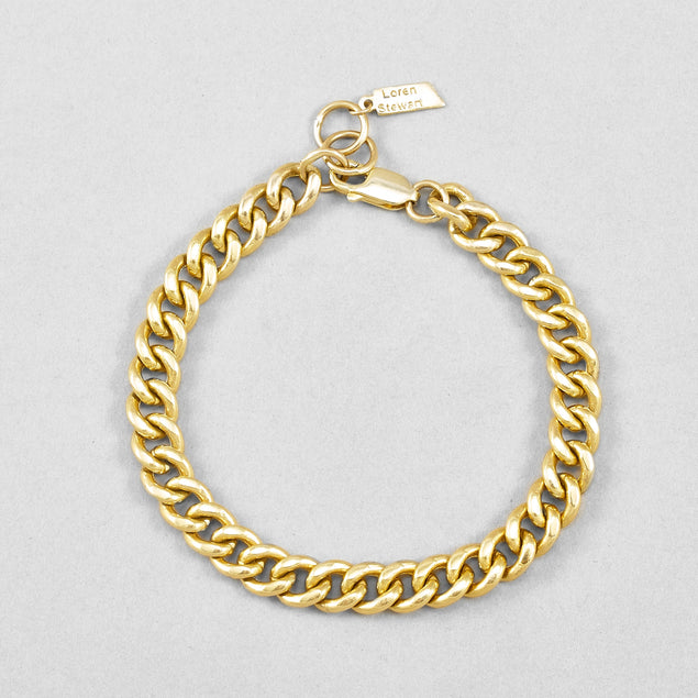 XL Curb Chain Bracelet