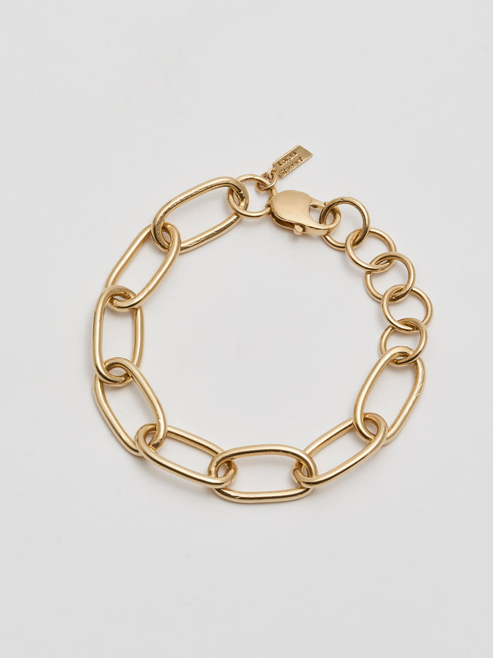 Industrial XXL Long Link Bracelet