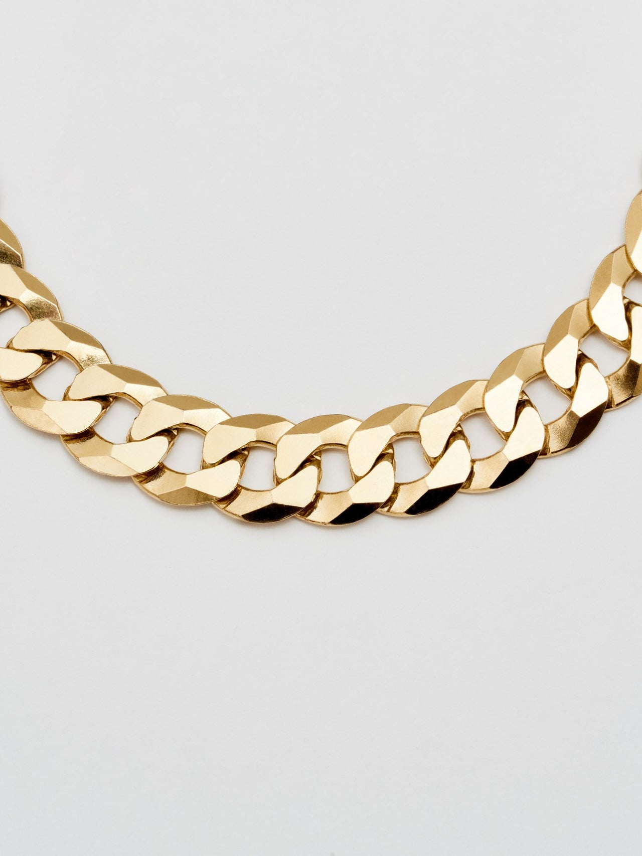 XXL Curb Chain Necklace