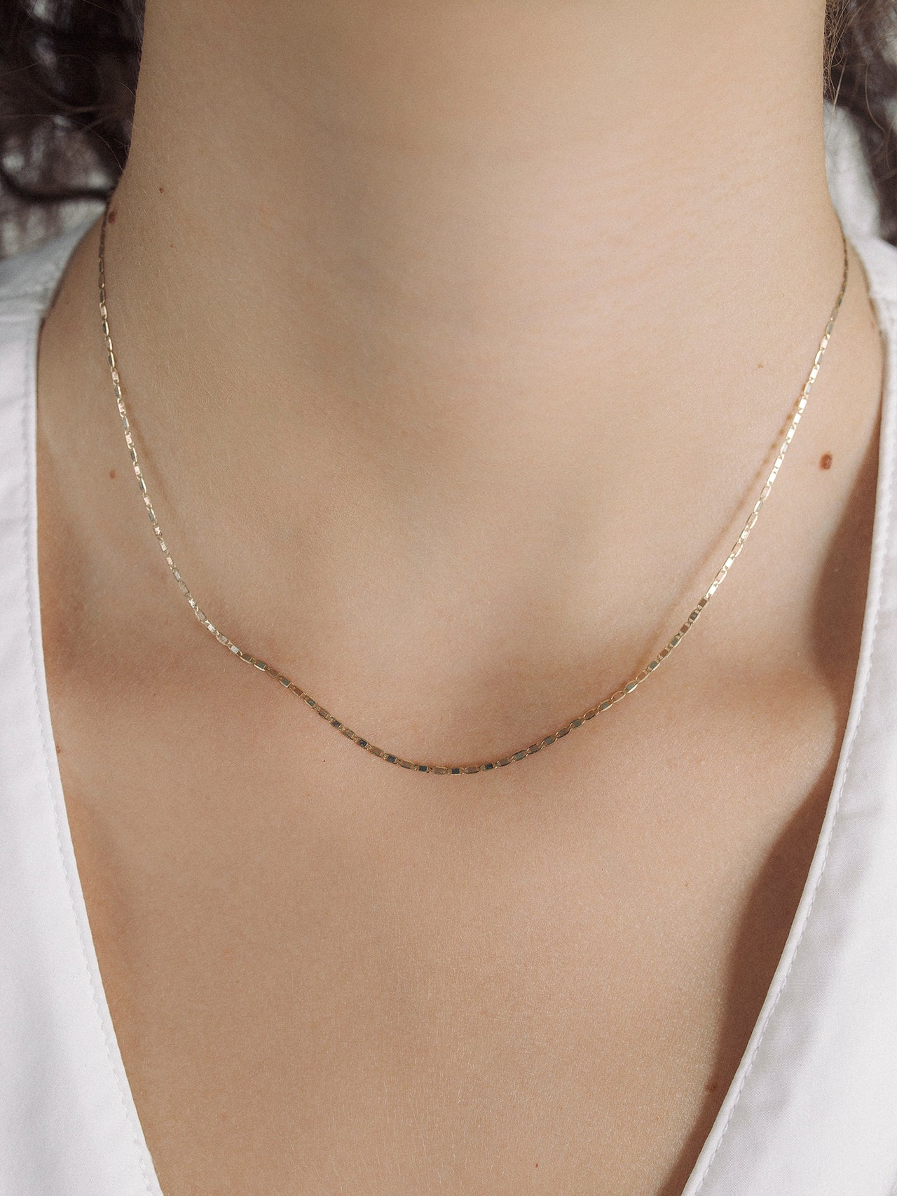 Baby Valentino Chain Necklace