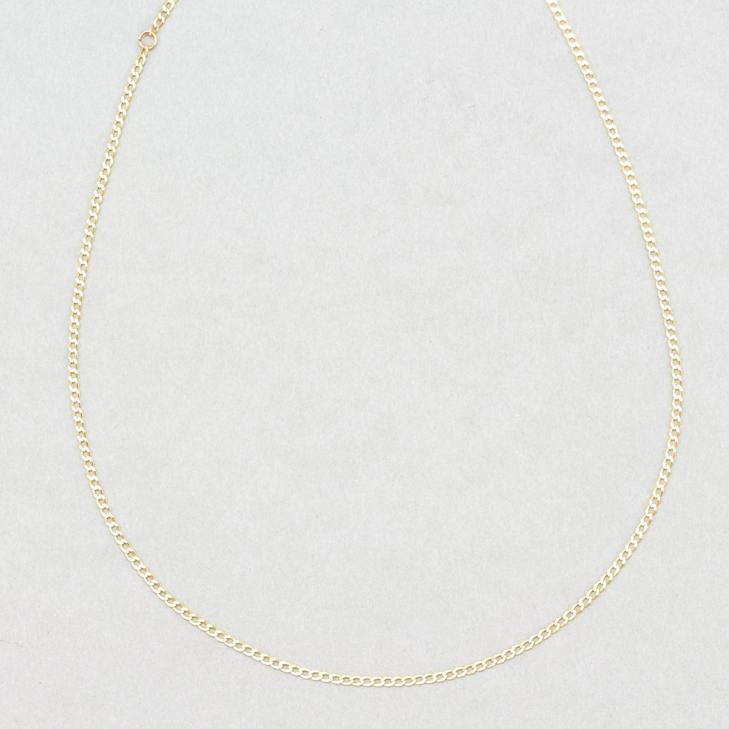 necklace the chain full short line classic nechl products