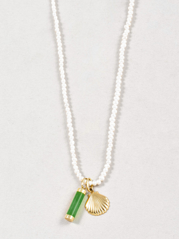 La Dolce Vita Charm Necklace