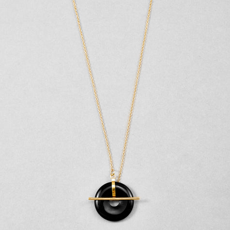 Torus Toggle Necklace