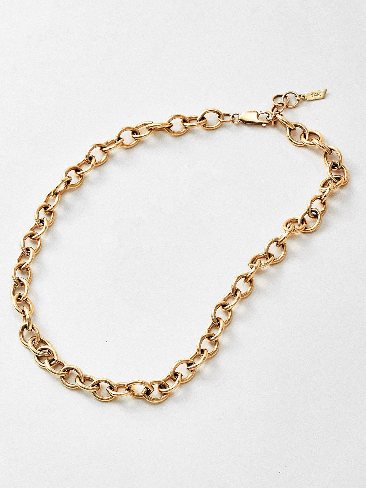XXL Round Link Necklace