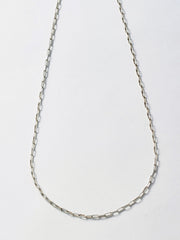 XL Sterling Silver Box Link Chain