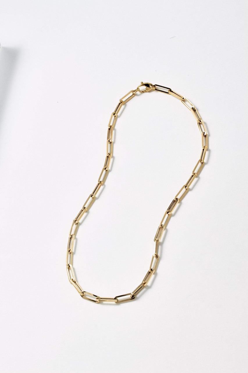 XL Boxy Long Link Chain