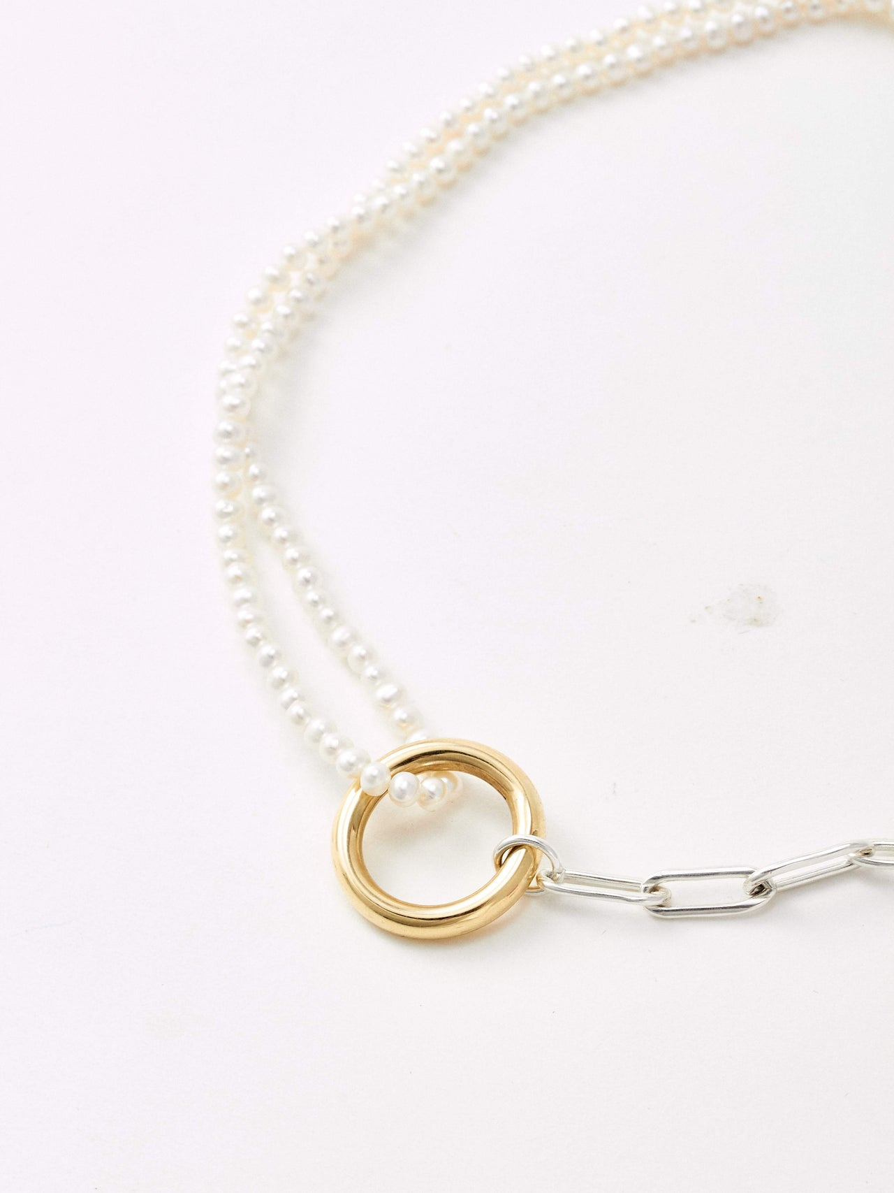 Time Tunnel Necklace