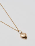 Bubble Heart Necklace