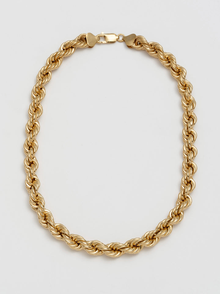 XXL Rope Chain Necklace