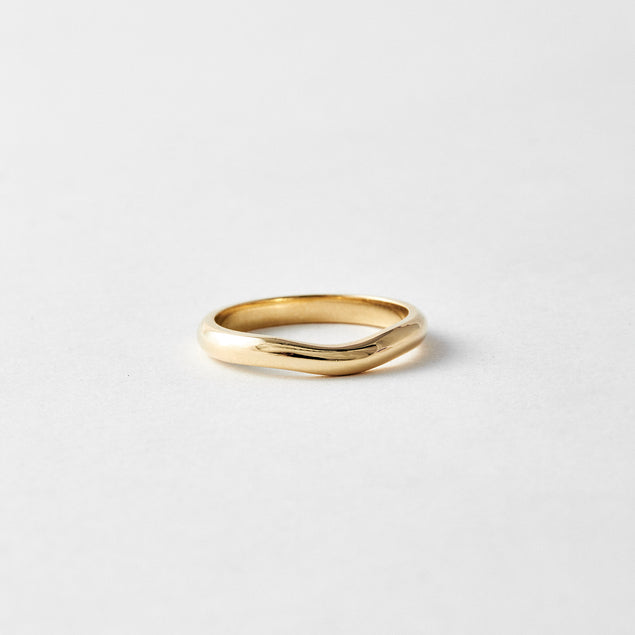 Offset Dome Ring