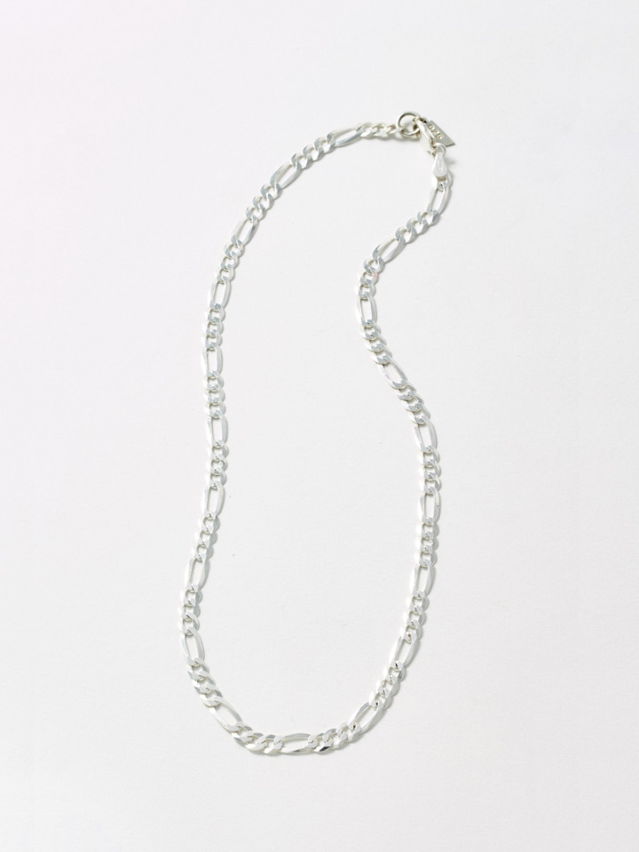 Sterling Silver XL Figaro Chain