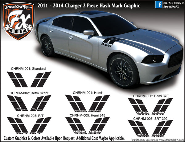 Ram Rt For Sale >> Dodge Charger Stripes, Racing Stripes & R/T Graphic kit – streetgrafx