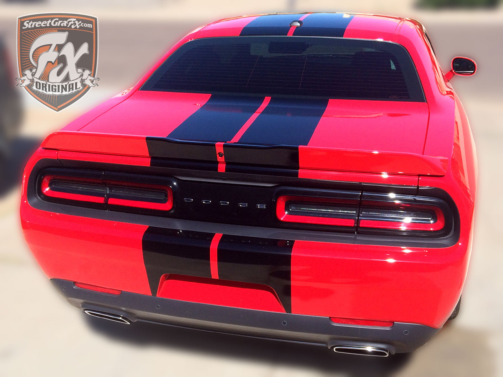 Dodge Challenger Stripes Racing Stripes R T Graphics