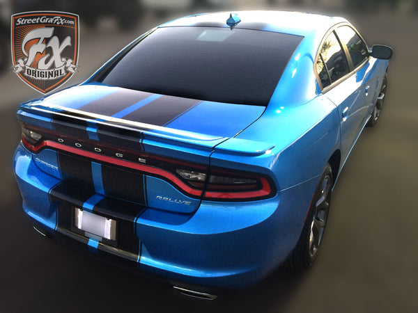 Dodge Charger Stripes, Racing Stripes & R/T Graphic kit ...