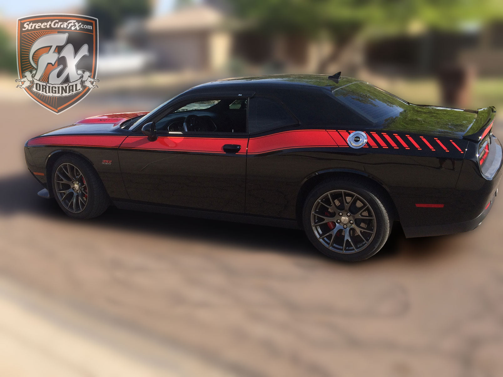 Dodge Charger Rt For Sale >> Dodge Challenger Stripes, Racing Stripes, R/T Graphics ...