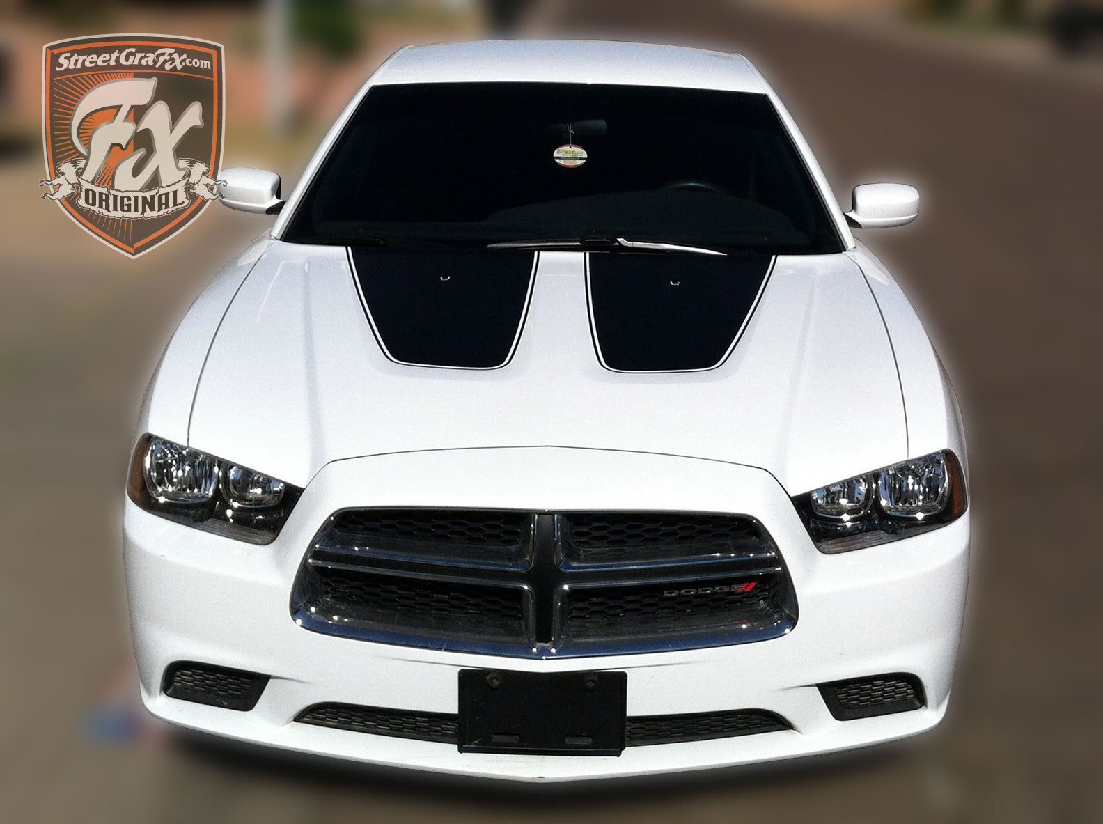 2011 Mustang For Sale >> Dodge Charger Stripes, Racing Stripes & R/T Graphic kit – streetgrafx
