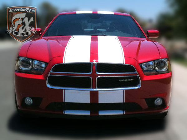 2010 Dodge Challenger For Sale >> Dodge Charger Stripes, Racing Stripes & R/T Graphic kit – streetgrafx