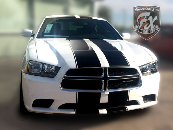 2014 Dodge Challenger For Sale >> Dodge Charger Stripes, Racing Stripes & R/T Graphic kit – streetgrafx