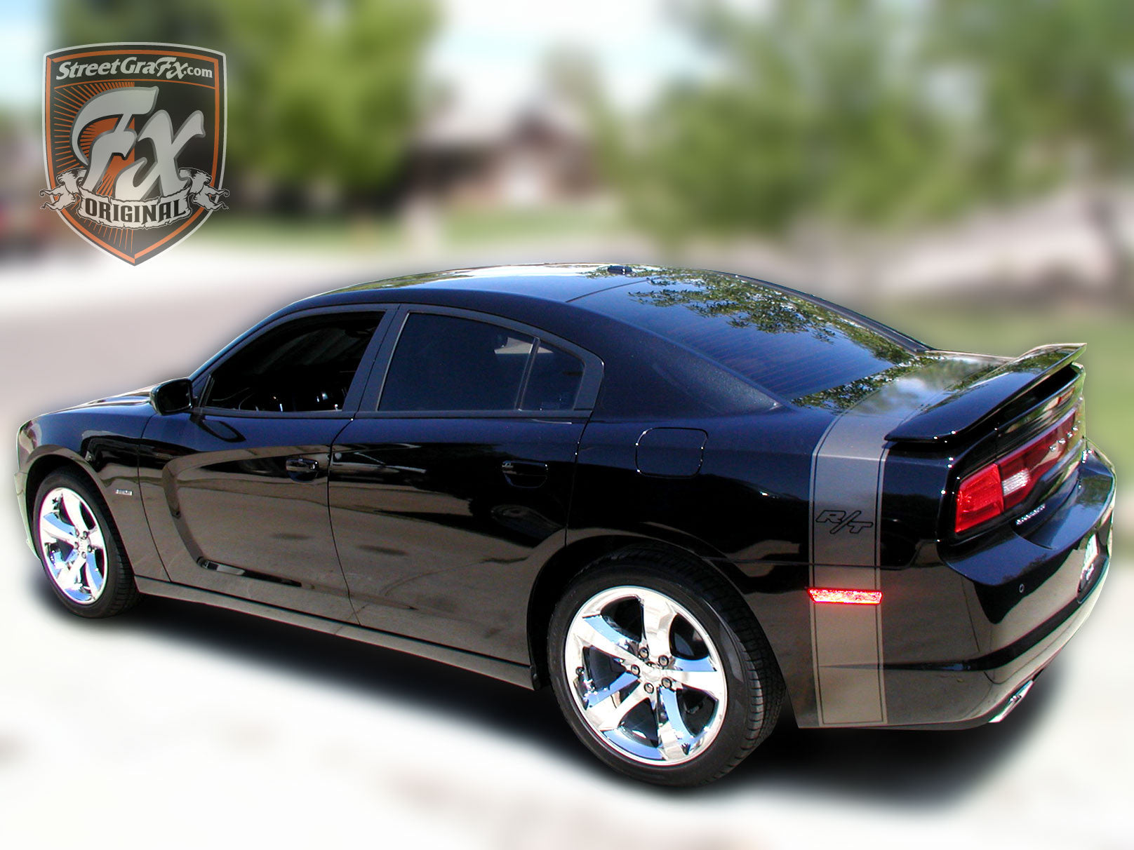 Dodge Charger Stripes Racing Stripes Amp R T Graphic Kit